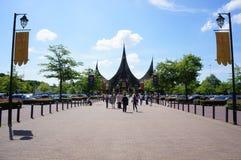Efteling wejście zdjęcie royalty free
