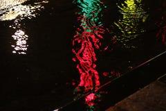 Efter regnet arkivbild