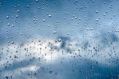 Efter regnet Royaltyfri Fotografi