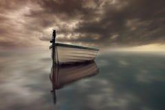 Efter storm Royaltyfria Foton