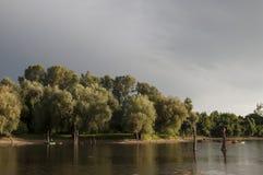 Efter stormen Royaltyfri Foto