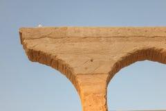 Efterföljd av den forntida bågen Arkivfoton