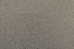 Efterföljd av mörk beige färg för läder Arkivbilder