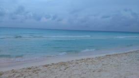 Eftermiddag på stranden Royaltyfri Fotografi