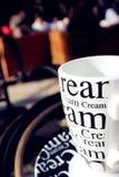 Eftermiddagkaffe, tea Fotografering för Bildbyråer