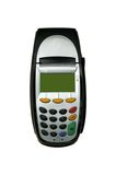 Eftpos Machine Stock Image