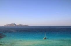egadi海岛 库存图片