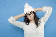 Egan śnieg zdjęcia royalty free
