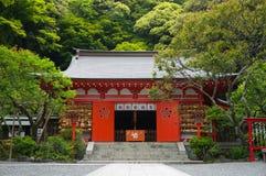 Egaratenjinsha świątynia Zdjęcia Royalty Free