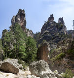 Egatxol Gorges Stock Image