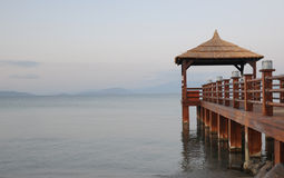 Egeïsche Overzees, Turkije Stock Foto's