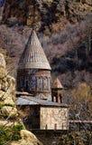 Egeghard tower in Armenia Royalty Free Stock Photos