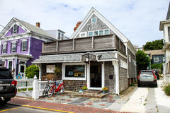 Egeli Gallery, Provincetown, MA. Stock Photos