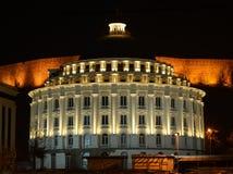 Egen administration av Republiken Makedonien Arkivbilder