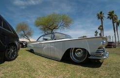 Egen Buick 1960 arkivfoton