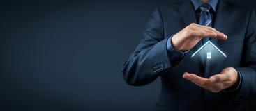 Egenskap insurance Fotografering för Bildbyråer
