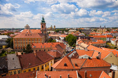 Eger Royalty Free Stock Photos