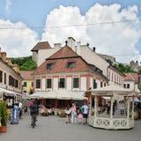 Eger, alte Stadt Lizenzfreies Stockbild