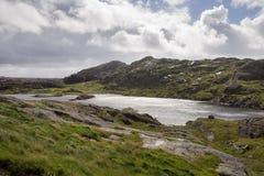 Egersund Fyr w Norwegia Zdjęcia Royalty Free