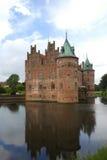 Egeskov Schloss Stockfotos