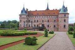 Egeskov Schloss Stockbilder