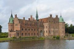 Egeskov Slot in Denmark Stock Image