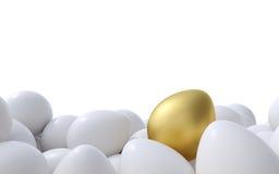 egg золотистое Стоковое Фото
