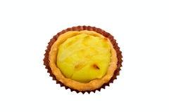 Пирог яичка Стоковая Фотография