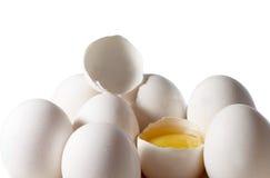 The egg Royalty Free Stock Photos