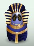 Egg al príncipe de Egipto Fotos de archivo