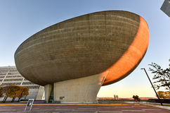 The Egg - Albany, New York Stock Image