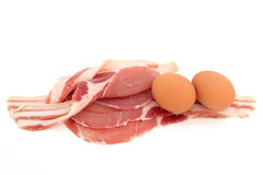 Egg and Bacon Royalty Free Stock Photo