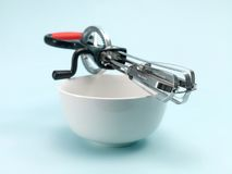 Egg Beater Stock Image