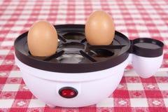 Egg Boiler Stock Photo