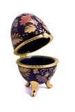 Egg box for jewellery Stock Photos