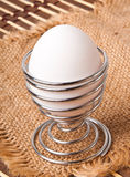 Egg for breakfast Royalty Free Stock Photos