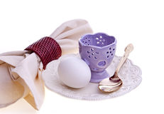 Egg for Breakfast Royalty Free Stock Photo