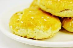 Egg cake Royalty Free Stock Image