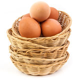 Eggs. Egg can use for many kind of food Royalty Free Stock Images