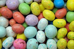 Egg candy Royalty Free Stock Image
