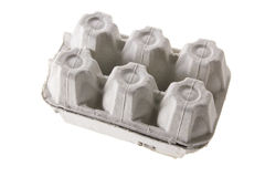 Egg Carton Royalty Free Stock Images