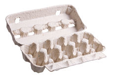 Egg Carton Royalty Free Stock Photos