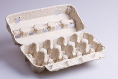 Egg Carton Royalty Free Stock Photography