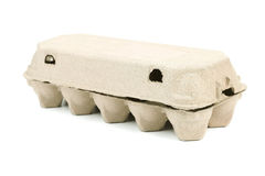 Egg carton Stock Photography