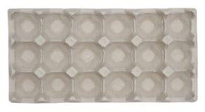 Egg carton tray royalty free stock photography