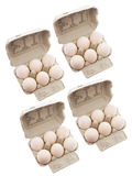 Egg Cartons Royalty Free Stock Image