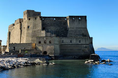 Egg Castle (Castel dell'Ovo), Naples Royalty Free Stock Photos