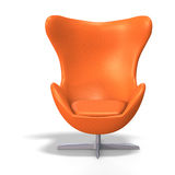 Egg chair Royalty Free Stock Photos