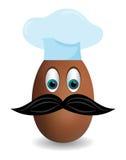 Egg chef Stock Photos