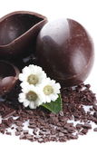 Egg chocolate Royalty Free Stock Images